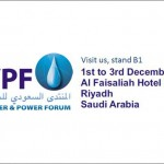 Protec will be in the Saudi Water & Power Forum