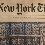 Protec Arisawa Pressure Vessels on the cover of The New York Times