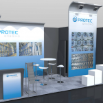 Protec Arisawa at Aquatech Amsterdam