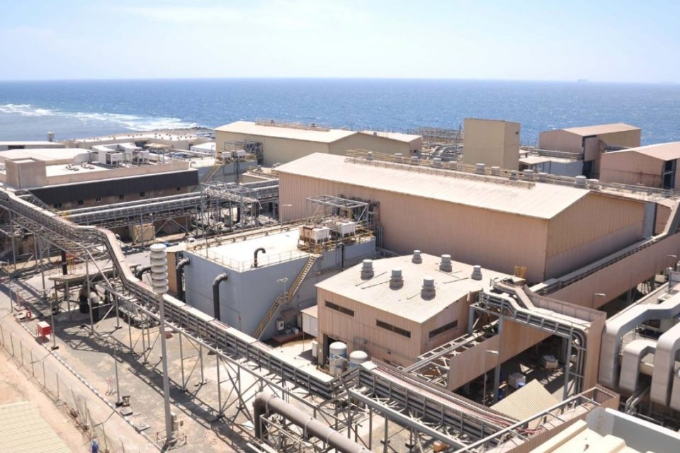 Protec Arisawa will provide 3,960 pressure vessels for the largest desalination complex in the world
