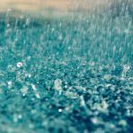 ¿How changes in rainfall level can modify freshwater availability?