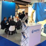 Protec Arisawa at the Aquatech Amsterdam 2019